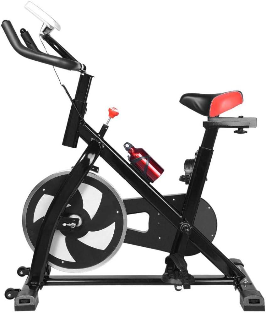 Indoor Cycling Training Stationary E Ultra-Quiet Award-winning store half Fitness Health
