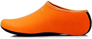 ASOSMOS Zapatos de Agua para Hombre y Mujer, Zapatos de natación de Playa de Secado rápido, Calcetines para Piscina, para Surf, Yoga, Agua, aeróbicos