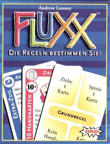Fluxx - Die Regeln bestimmen Sie!