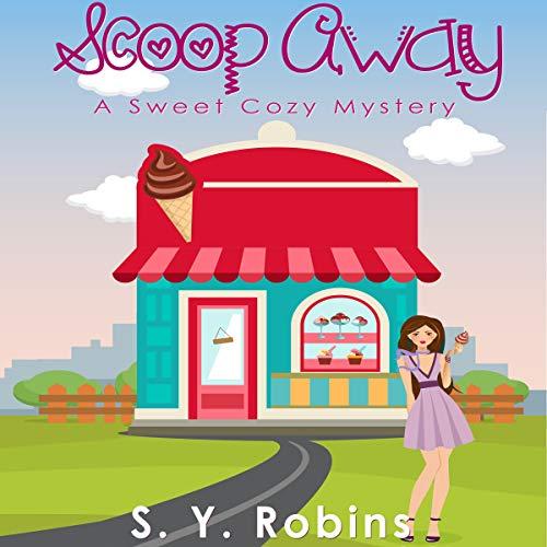 Scoop Away audiobook cover art