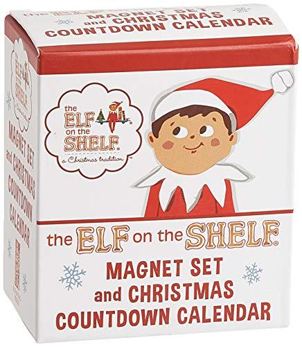 The Elf on the Shelf: Magnet Set and Christmas Countdown Calendar (RP Minis)