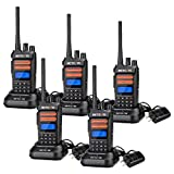 Best Gmrs Radios - Retevis RT76P Long Range Walkie Talkies,Rechargeable Rugged Two Review