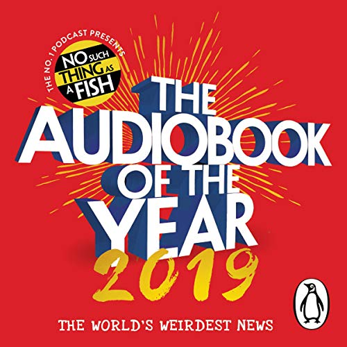 The Audiobook of the Year 2019 cover art