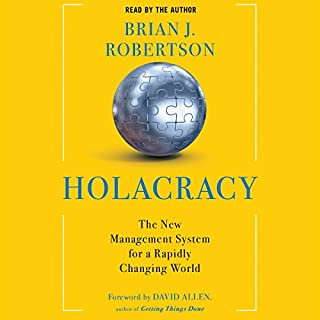 Holacracy cover art