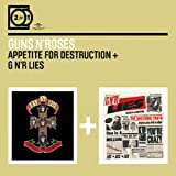 Songtexte von Guns N' Roses - 2 for 1: Appetite for Destruction + G N'R Lies