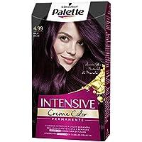 Palette Intense Cream Coloration Intensive Coloración del Cabello 4.99 Violín - Pack de 3