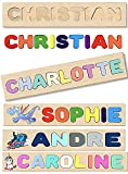 Build a Name Puzzle - Learn-Play & Decor for Kids...