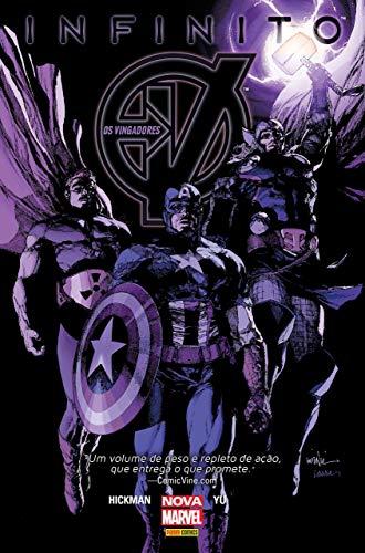 Os Vingadores. Infinito (Nova Marvel Deluxe)