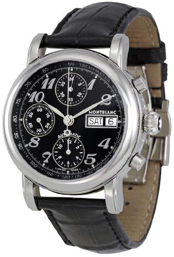 Montblanc 8451 Star - Reloj cronógrafo para Hombre