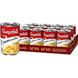 Campbell's Condensed Chicken with Rice Soup, 10.5 Ounce (Pack of 12)