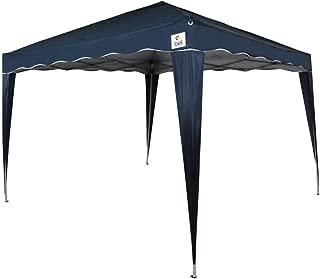 Tenda Gazebo Dobrável, Poliéster e Silver Coating Bel Fix Azul 2.4 x 2.4 m