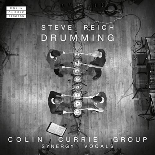 Colin Currie, Colin Currie Group & Synergy Vocals
