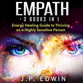 Empath: 3 Books in 1 audiobook cover art