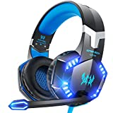 VersionTECH. G2000 Gaming Headset for PS5, PS4, PC, Xbox One, Surround...