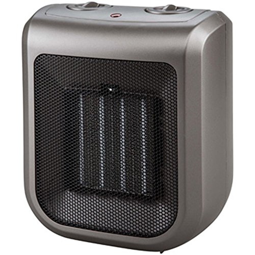 Soler & Palau 5226833800 Calefactor cerámico TL-18 PTCTL-18 PTC1000/2000w G, 2000 W, Gris, TL-18 PTC