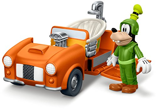 Fisher-Price Disney Mickey & The Roadster Racers, 2-in-1 Turbo Tubster