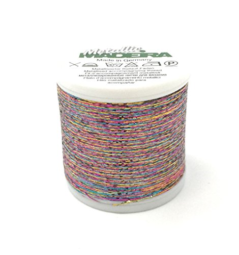 1000m Beilaufgarn Metallic Nr. 120 - multicolor