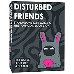Disturbed Friends Rules, How disturbed are your Friends? + Drinking Rules 3