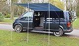 Wild Earth Auvent pour VW Camper Van Camping-car Gris 300 x 240 cm