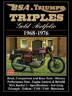 BSA & Triumph Triples: Gold Portfolio 1968-1976