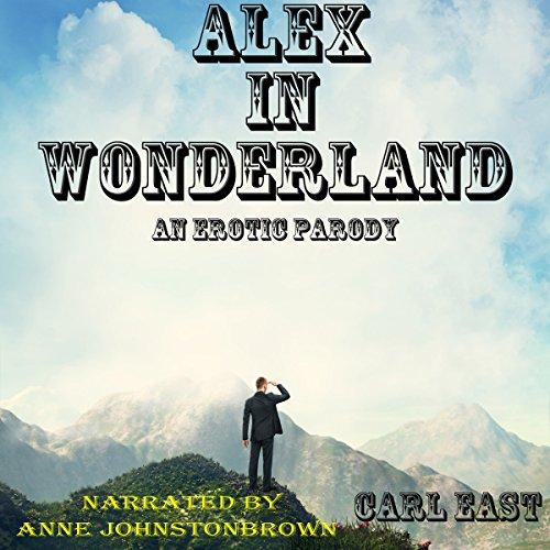 Alex in Wonderland cover art