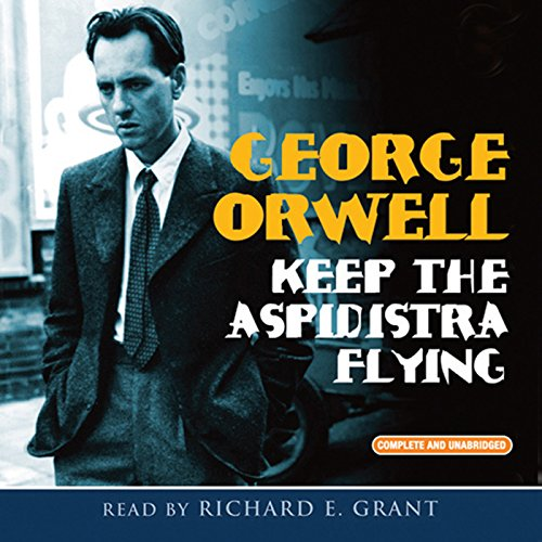Keep the Aspidistra Flying cover art