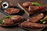 Chicago Steak Angus 8 piece Steak Set- Have a Taste of Prime Beef! – Gourmet Steak Sampler...