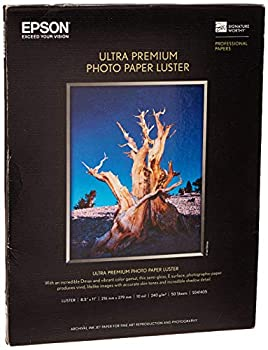 epson photo paper luster