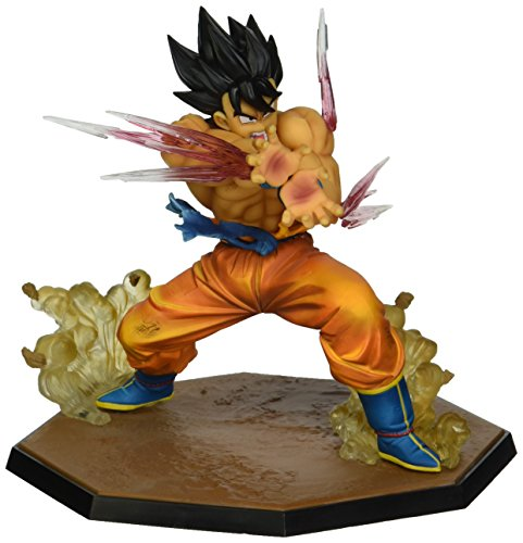 TAMASHII NATIONS Bandai BAN78375 FiguartsZero Son Goku-Kamehameha Dragonball Z Action Figure image