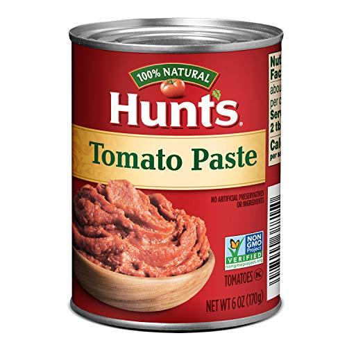 Hunt's Tomato Paste, Keto Friendly, 6 oz, 24 Pack