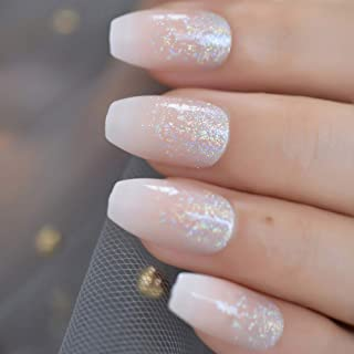 Best natural glitter nails Reviews
