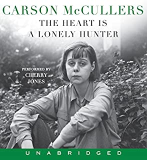 The Heart Is a Lonely Hunter                   Auteur(s):                                                                                                                                 Carson McCullers                               Narrateur(s):                                                                                                                                 Cherry Jones                      Durée: 12 h et 28 min     6 évaluations     Au global 4,3