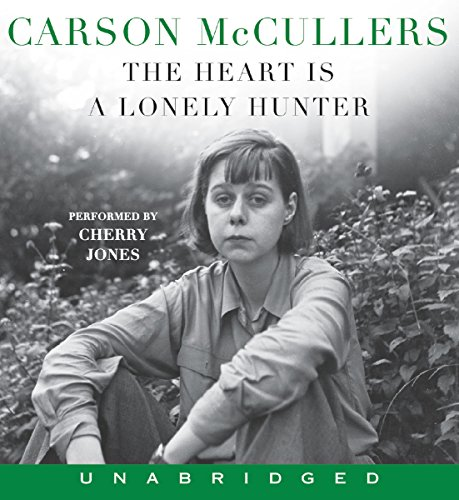 The Heart Is a Lonely Hunter audiobook cover art