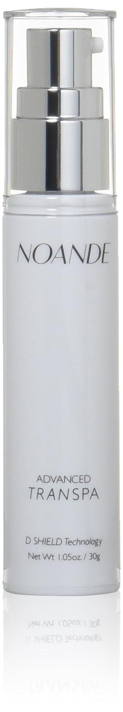 ビーチダンプアルコールノアンデ(NOANDE) アドバンスド トランスパ 内容量:30g / 約1ヶ月