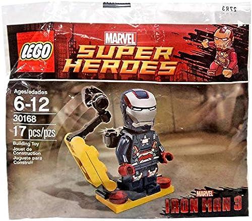 venta caliente en línea Lego Iron Iron Iron Patriot 30168 Exclusive Polybag by LEGO  con 60% de descuento