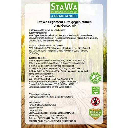 StaWa Legemehl - 3