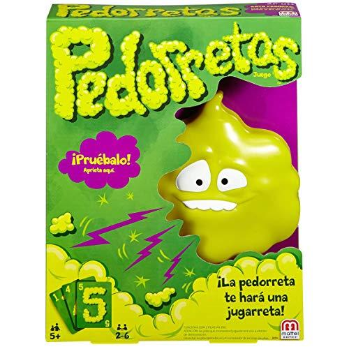 Mattel Games - Pedorretas