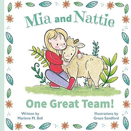 Mia and Nattie One Great Team