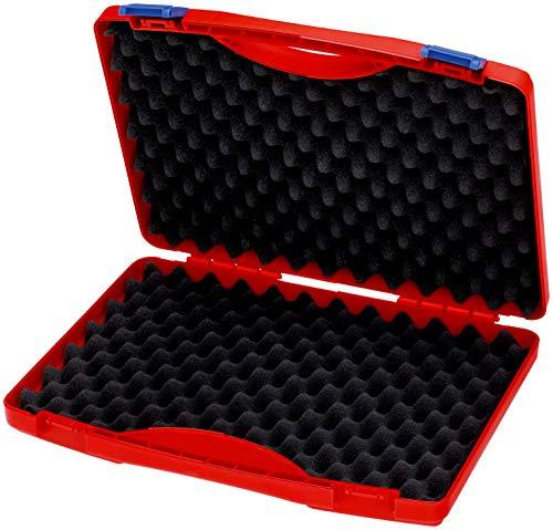 KNIPEX 00 21 15 LE gereedschapskist leeg voor elektrische montage