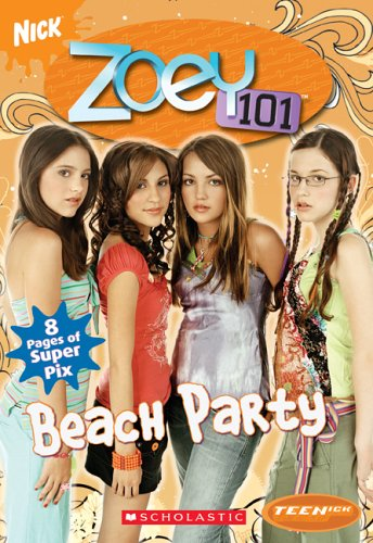 Zoey 101 Chapter Book #4: Beach Party