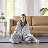 Couvertures pondérées - Couverture lestée Chaude - Vrai Sommeil Profond - Idéal pour s'endormir et Calmer...