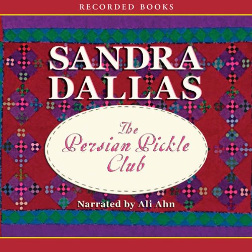 Persian Pickle Club audiobook cover art