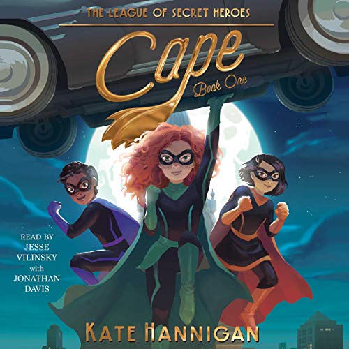 Cape audiobook cover art