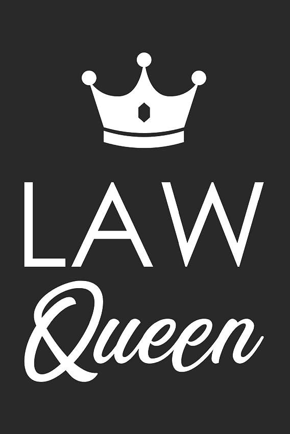 石油新鮮な絵Lawyer Planner: Law Queen: 52 week schedule and notebook