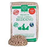 Small Pet Select Jumbo Natural Paper Bedding, 178 L