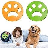 Rhww Eliminador De Pelo De Piel De Perro Gato Receptor De Pelo De 2 Uds Accesorios para Lavadora Y Lavadora