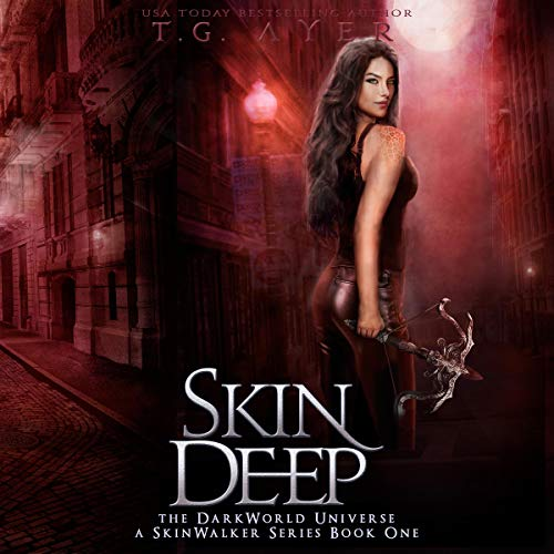Skin Deep  By  cover art