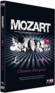 Mozart, l'Opéra rock - Edition simple