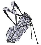 Srixon Z85 - Bolsa de golf con soporte - 12106314, Negro, gris (black/Grey Camo)