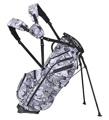 Srixon Z85 Stand Golf Bag, Black/Grey Camo